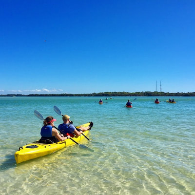 kayaking clearwater