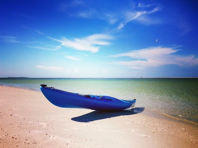 kayaking shell key preserve