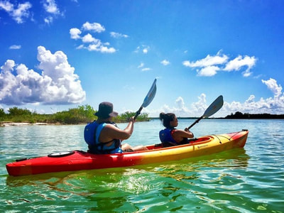 madeira beach kayak tours